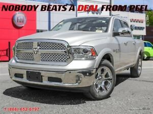2017 Ram 1500 Brand New Laramie, Crew, 4x4 Only $42,995