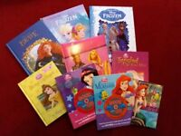 1ST READER, GIRLS DISNEY PRINCESS STORY SELECTION (N) LIKE NEW IN VGC, 7 ITEMS.