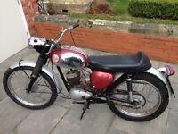 BSA D14/4 sports. Great RARE vintage motorbike. LOOK NOW!!!