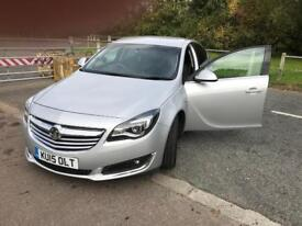 Vauxhall insignia 2015, ecoflex 2.0 diesel, SRI, Nav. Consider swap to other car with auto gearbox.
