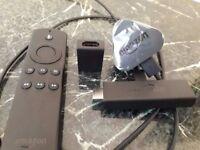 ***BARGAIN*** Amazon Fire Tv Stick with Voice remote control