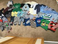 Baby boy clothes age 9-12 months