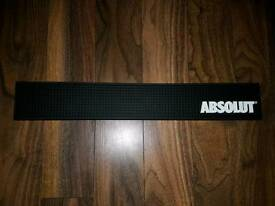Absolut Vodka Drip Mat......I have 6 available