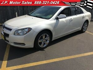 2011 Chevrolet Malibu LT Platinum Edition, Automatic, Leather