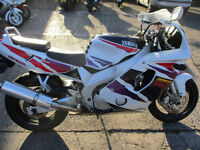 YAMAHA FZR600 WITH ONLY 11,139 MILES