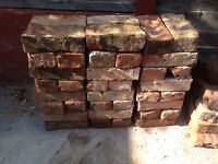 London stock bricks. 48 full + loads of half parts. reclaimed Victorian Edwardian.