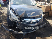 corsa d 1.2 2014 breaking for spares