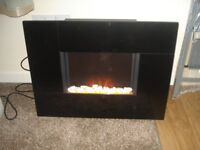 ELECTRIC FIRE ( WALL HUNG)