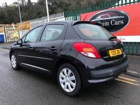 2011 (11 reg) Peugeot 207 1.6 HDi S 5dr (a/c) Hatchback Turbo Diesel 5 Speed Manual