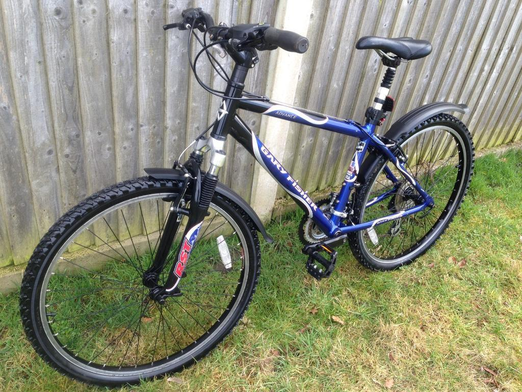 Gary Fisher Advance 26 Inch Wheels 16 Inch Frame Mountain Bike | in ...