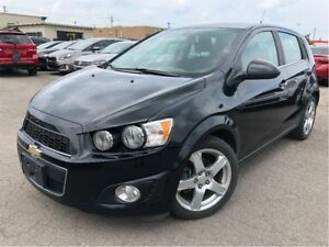 2014 Chevrolet Sonic LT Auto MOONROOF BIG MAGS