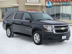 2015 Chevrolet Suburban LS, 4x4, Nav, Command Start,