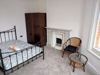 Large sunny double room, Central Crouch End
