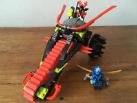 Lego Ninjago 70501 Warrior Bike