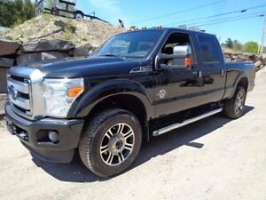 2014 Ford Super Duty F-250 SRW Platine