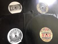 "4 12"" Ragga jungle vinyl £20"