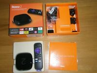 ROKU 2 WIRELESS INTERNET STREAMER