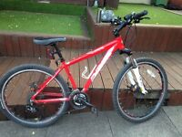 PYTHON 9000 MOUNTAIN BIKE JUST BEEN SERVICED AND READY TO RIDE