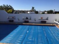 3 BEDROOM, 3 BATHROOM VILLA IN PLAYA BLANCA LANZAROTE