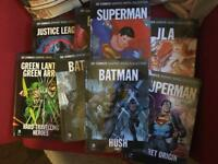 Dc comics graphic novel books
