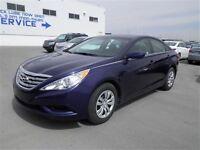 2013 Hyundai Sonata HEATED SEATS LOW KMS SPARKLING BLUE PWR PKG