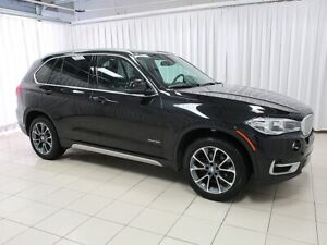2018 BMW X5 35i x-DRIVE w/ HEATED LEATHER, NAVIGATION, HEAD UP