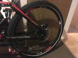Dt Swiss 27.5 wheels set