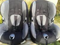 Maxi Cosi Priori toddler car seat