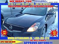 2008 Nissan Altima 2.5 S* PAY 57 WEEKLY WITH NO DONWPAYMENT!