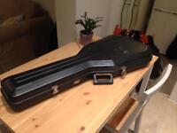 Guitar hard flight case