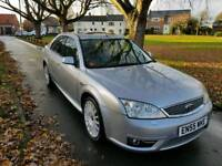 ⭕Ford Mondeo🔴 ST TDCI 🔴6 speed 🔹️ 12 Months MOT ✔Half Leather 🔹️ May take PX/swap ?✔