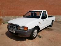 2002 FORD RANGER PICK UP 2WD 2.5 TURBO DIESEL 80BHP 5 SPEED MANUAL LIKE MAZDA B2500 NAVARA HILUX