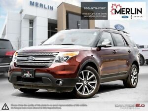 2015 Ford Explorer XLT PST PAID