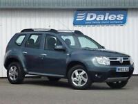 Dacia Duster 1.5 dCi Diesel 110 Laureate 5Dr 4X4 Estate (grey faa) 2013