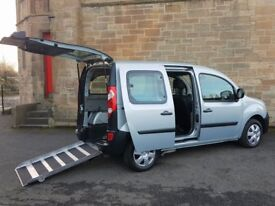 2010 Reanult Kangoo Extreme Automatic 1.6L ⭐ Wheelchair Access Vehicle Disabled