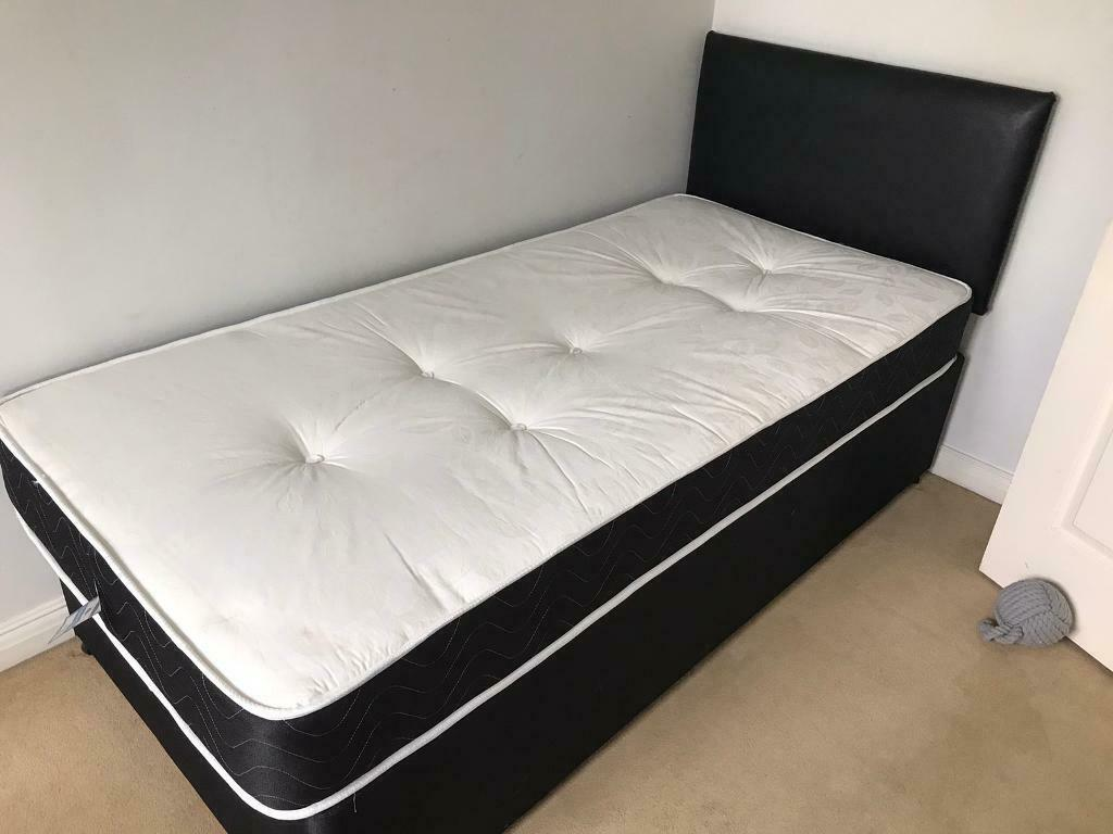 Picture of: Single Divan Bed In Littleover Derbyshire Gumtree