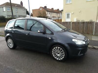 2008 Ford Focus C-Max Titanium Diesel Two Former Keepers Excellent Family Car