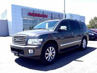 2008 Infiniti QX56 Onew Owner! Loaded, Tech