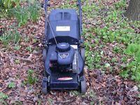 """lawn king 16"""" push mower"""