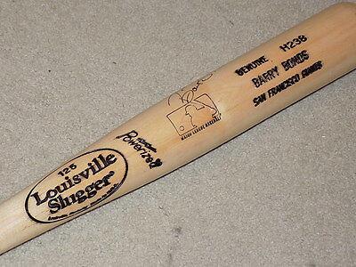 30d7c3de298 Barry Bonds H B Maple Signed Game Bat 1999 San Francisco Giants PSA DNA