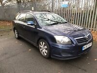 2007 TOYOTA AVENSIS 2.0 DIESEL MANUAL ESTATE 8 MONTHS MOT PCO READY GREAT DRIVE SPACIOUS NOT MONDEO