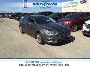 2013 Ford Fusion SE LUXURY 2.0L ECOBOOST
