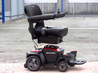 BRAND NEW PRIDE GO CHAIR 4MPH - FREE DELIVERY - PORTABLE ELECTRIC WHEELCHAIR - MOBILITY POWER CHAIR
