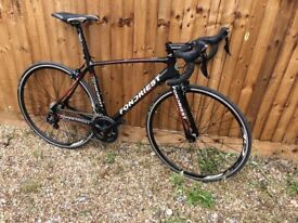 Fondriest R20 bicycle, Black, XS, 105 (11sp)