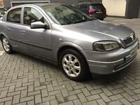 Vauxhall Astra 1.4i 16V Enjoy 5-Door 2005, Warranted Mileage, PX to Clear.