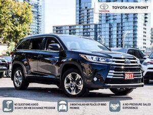 2017 Toyota Highlander Hybrid Limited *Executive DEMO*