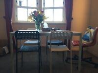 IKEA furniture-desk, mattress, wardrobe...great condition, cheap price!