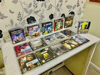 16x PS3 Sony Playstation 3 Games Gaming Bundle Inc. Sports / Action / Racing