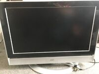 Jvc 26inc tv fully working