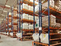 CHEAPEST BUSINESS PALLET STORAGE & TRANSPORT SERVICE IN FULLY SECURE INSURED UNIT